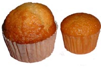 Fat Free Cookies Corn Muffin. Calories 111 Calories From Fat: 0